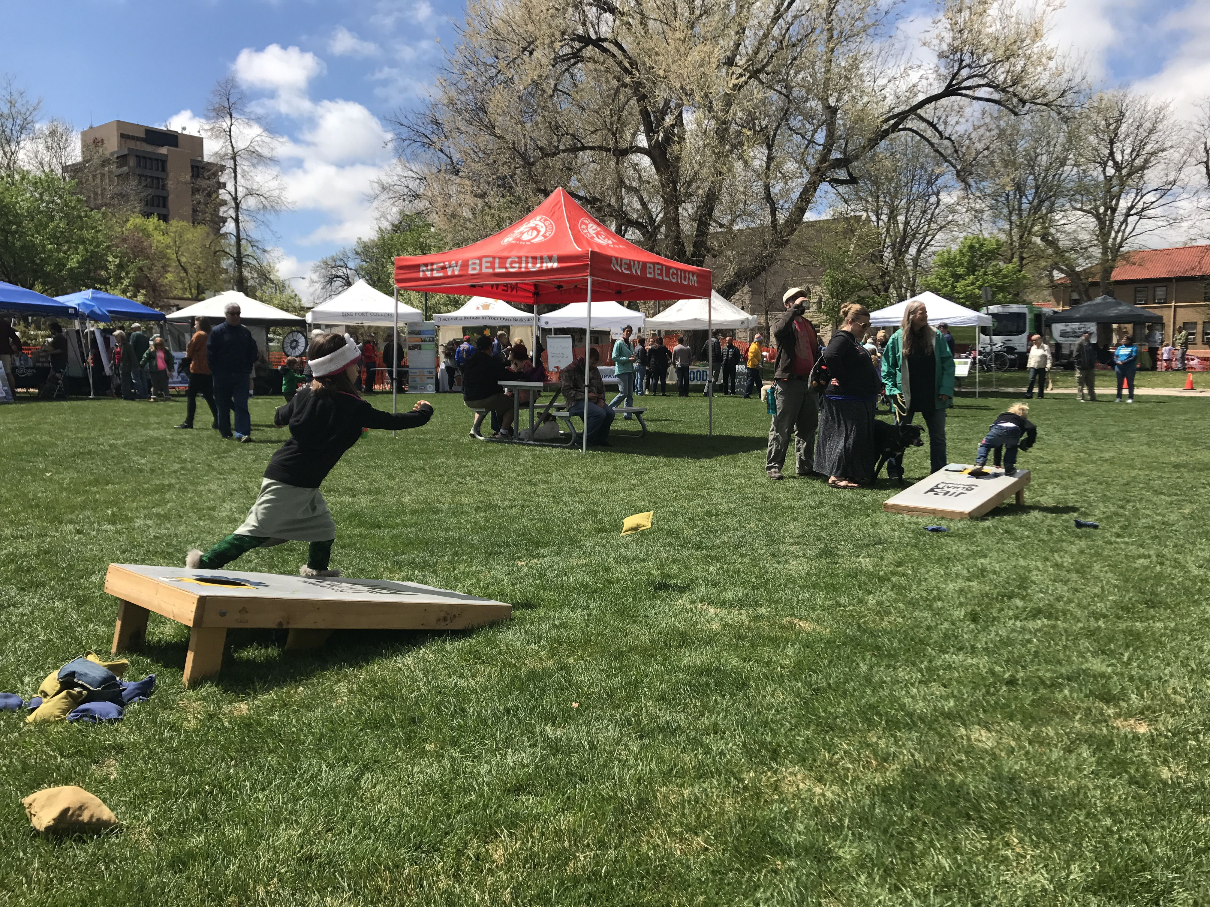 Sustainable Living Association | Earth Day Fort Collins